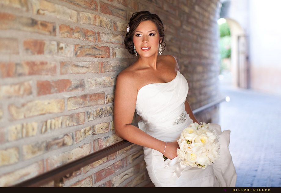 Scottsdale high-fashion wedding photographer