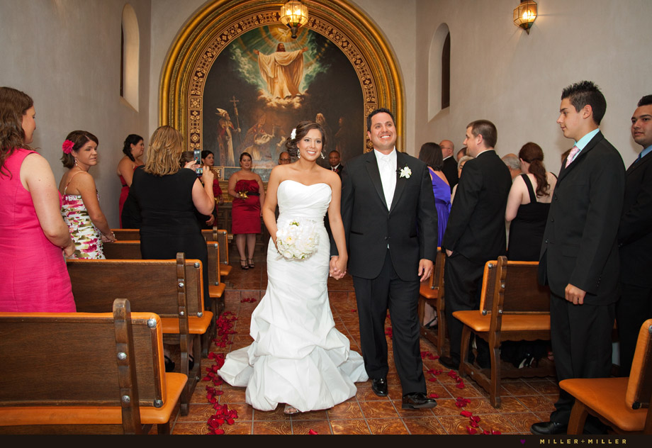 Sedona wedding ceremony photographs