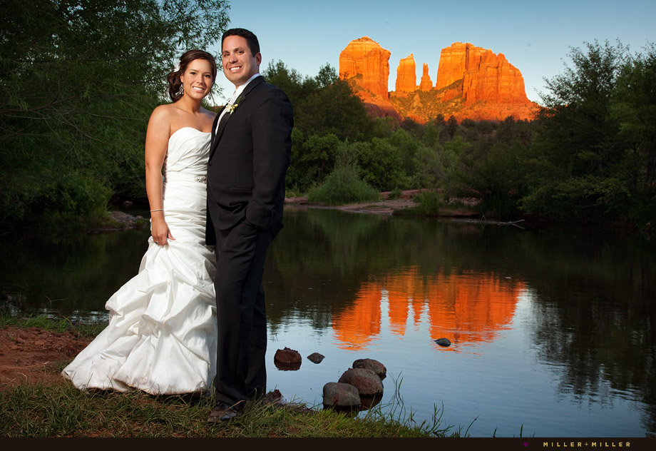 wedding photographs Sedona arizona
