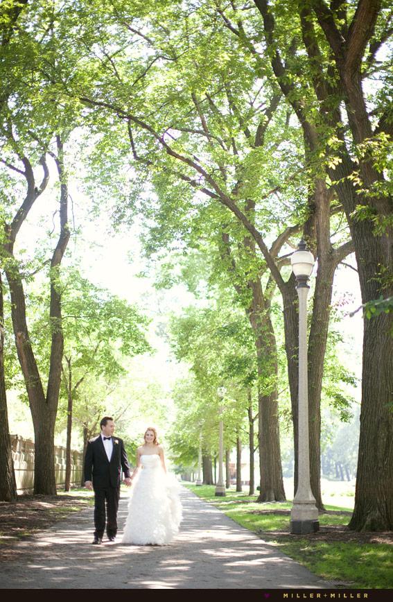 towering trees grant park hyatt