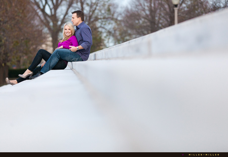 chicago engagement pictures