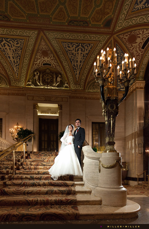 luxurious chicago wedding