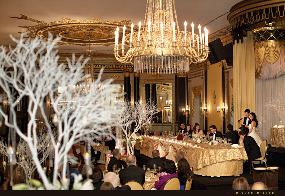 palmer house empire room wedding
