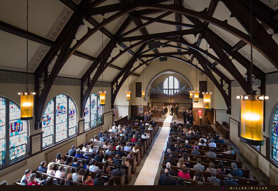 church wedding illinois western springs