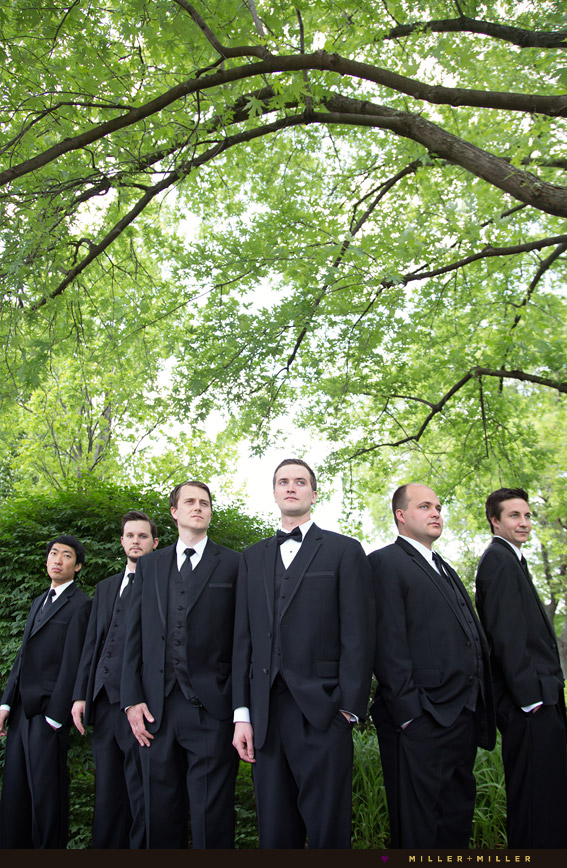 graue mill hinsdale wedding pictures