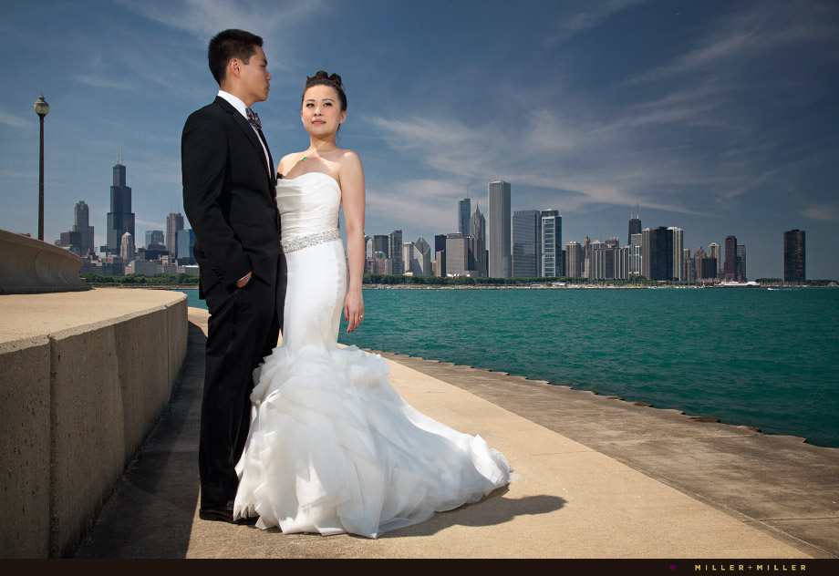 bride lake michigan shore