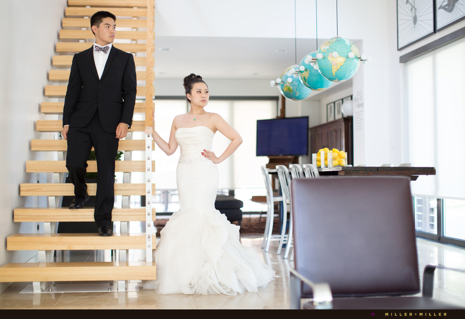museum of science industry smart home wedding