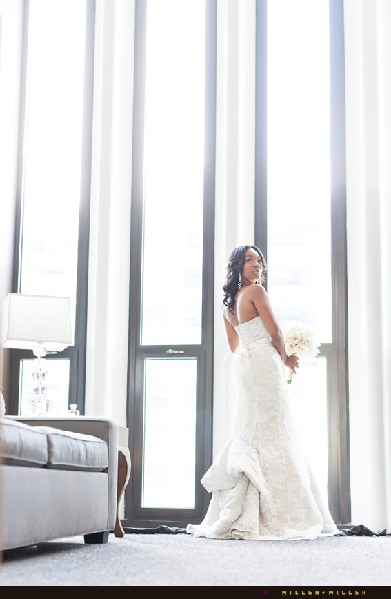 city bride sofitel hotel wedding