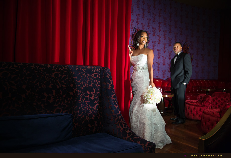 hotel sax chicago wedding photography