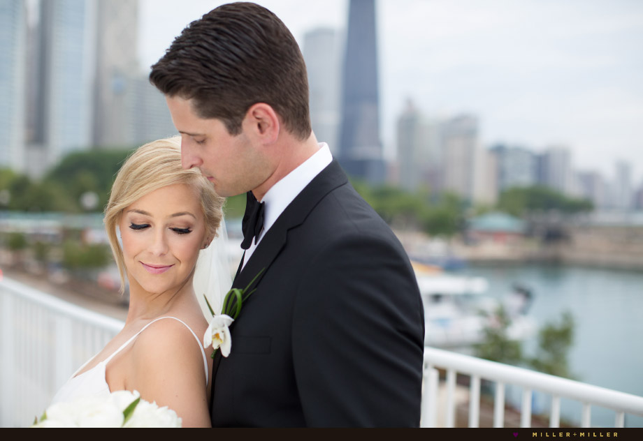 sexy romantic wedding pictures chicago