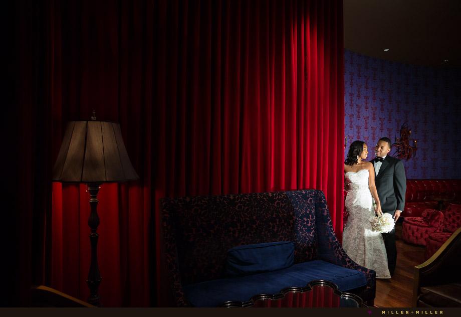 stylish chicago wedding photography