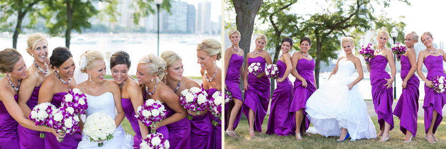 bridesmaids trendy wedding images