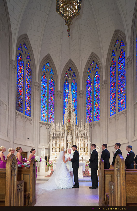 saint james chapel wedding chicago