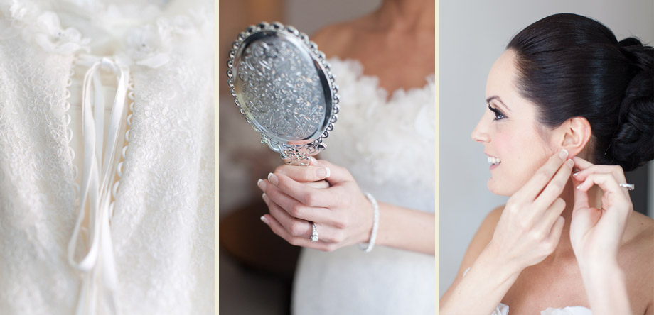 glamorous bride pictures