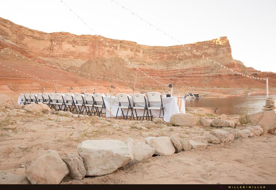 desolate cove waterfront destination ceremony reception