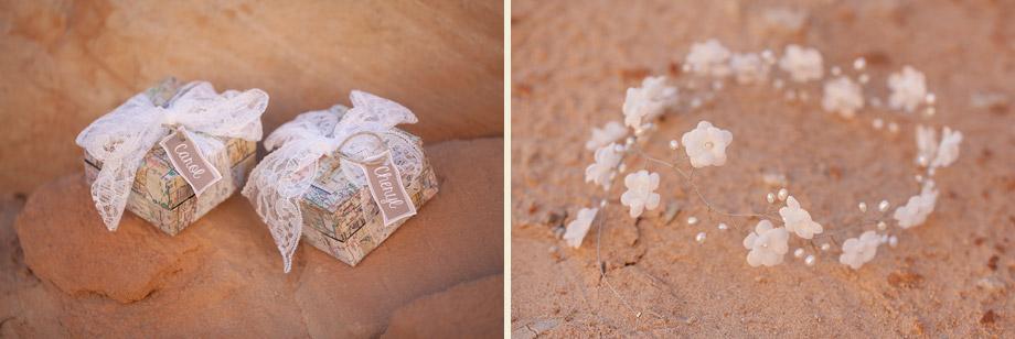 elegant desert destination wedding