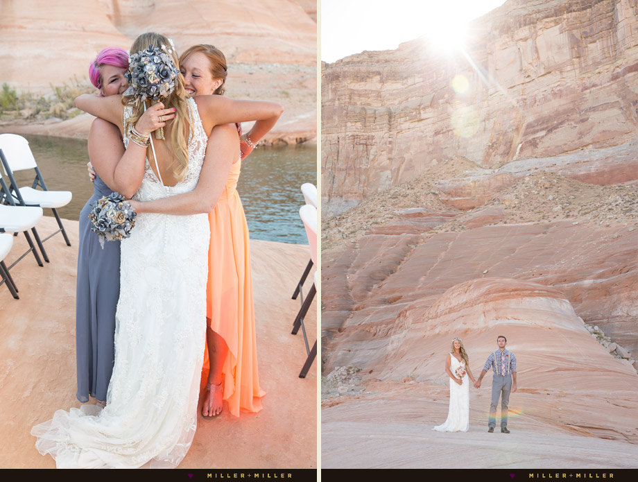 Sedona outdoor ceremony