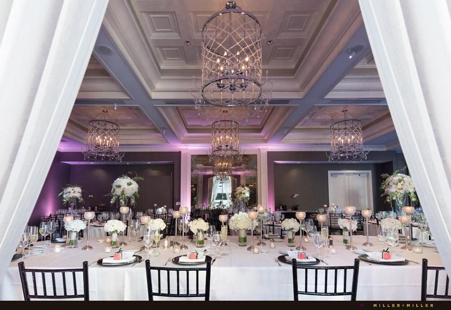 glamorous chandeliers ballroom sinclair waldorf astoria