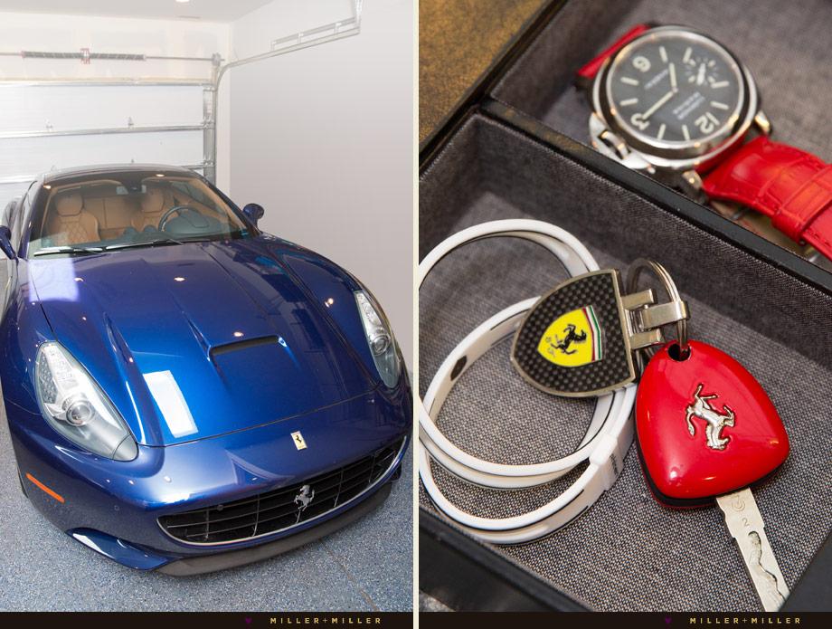 groom Ferrari