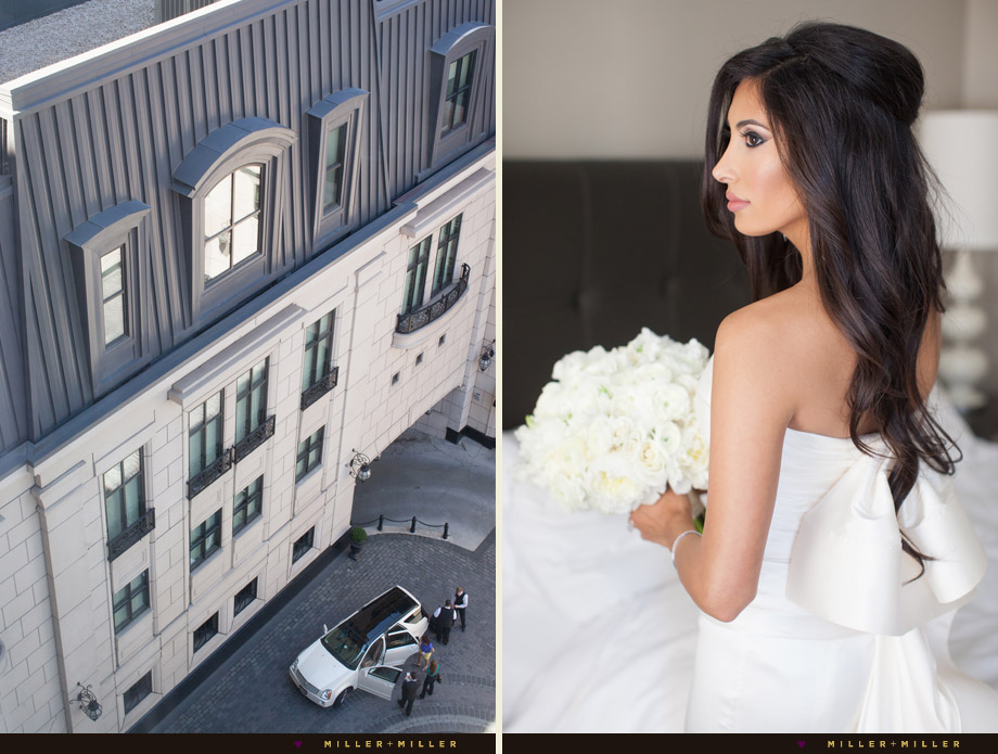 luxury Chicago wedding photos