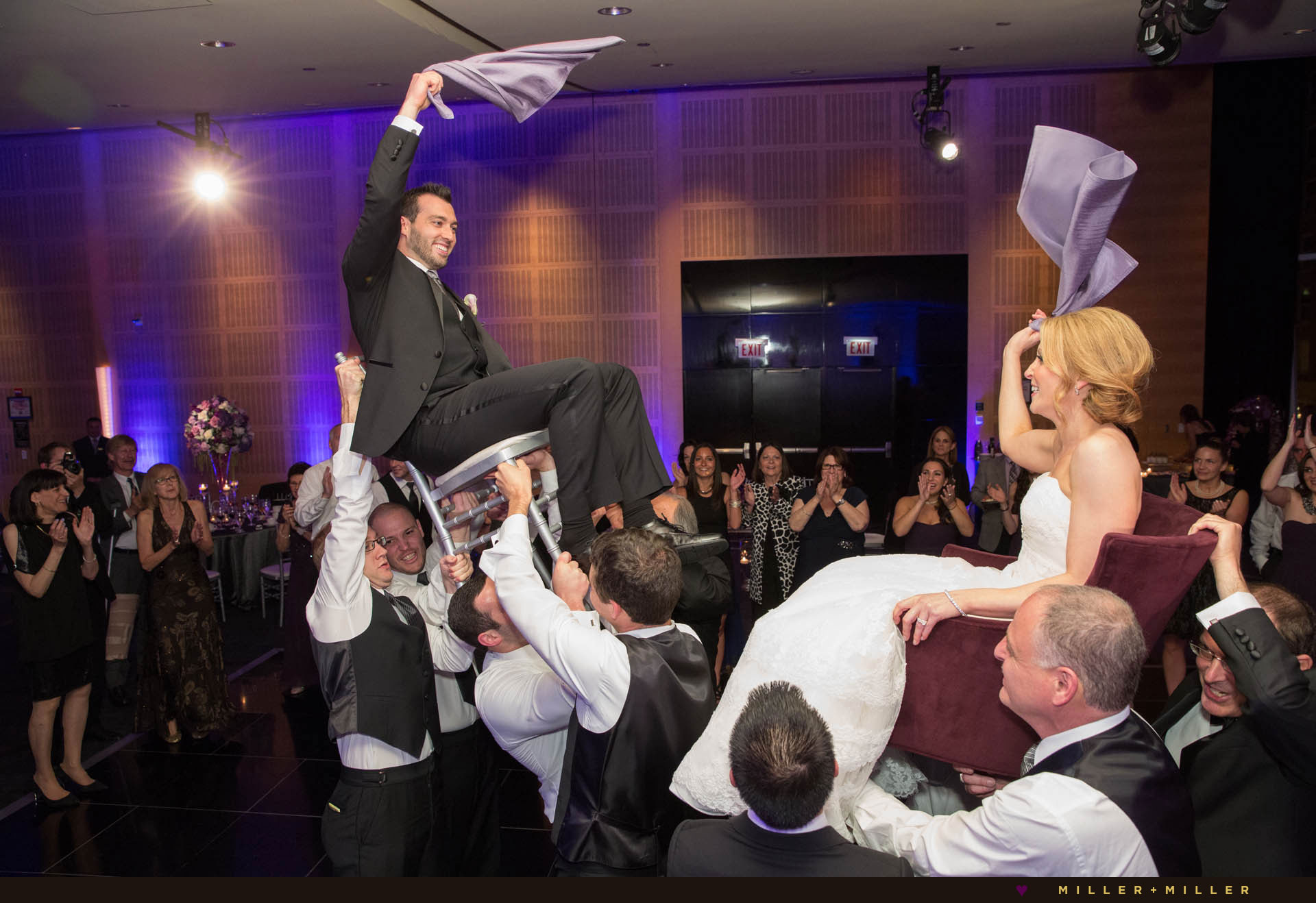 Chicago Sofitel Jewish wedding photographer