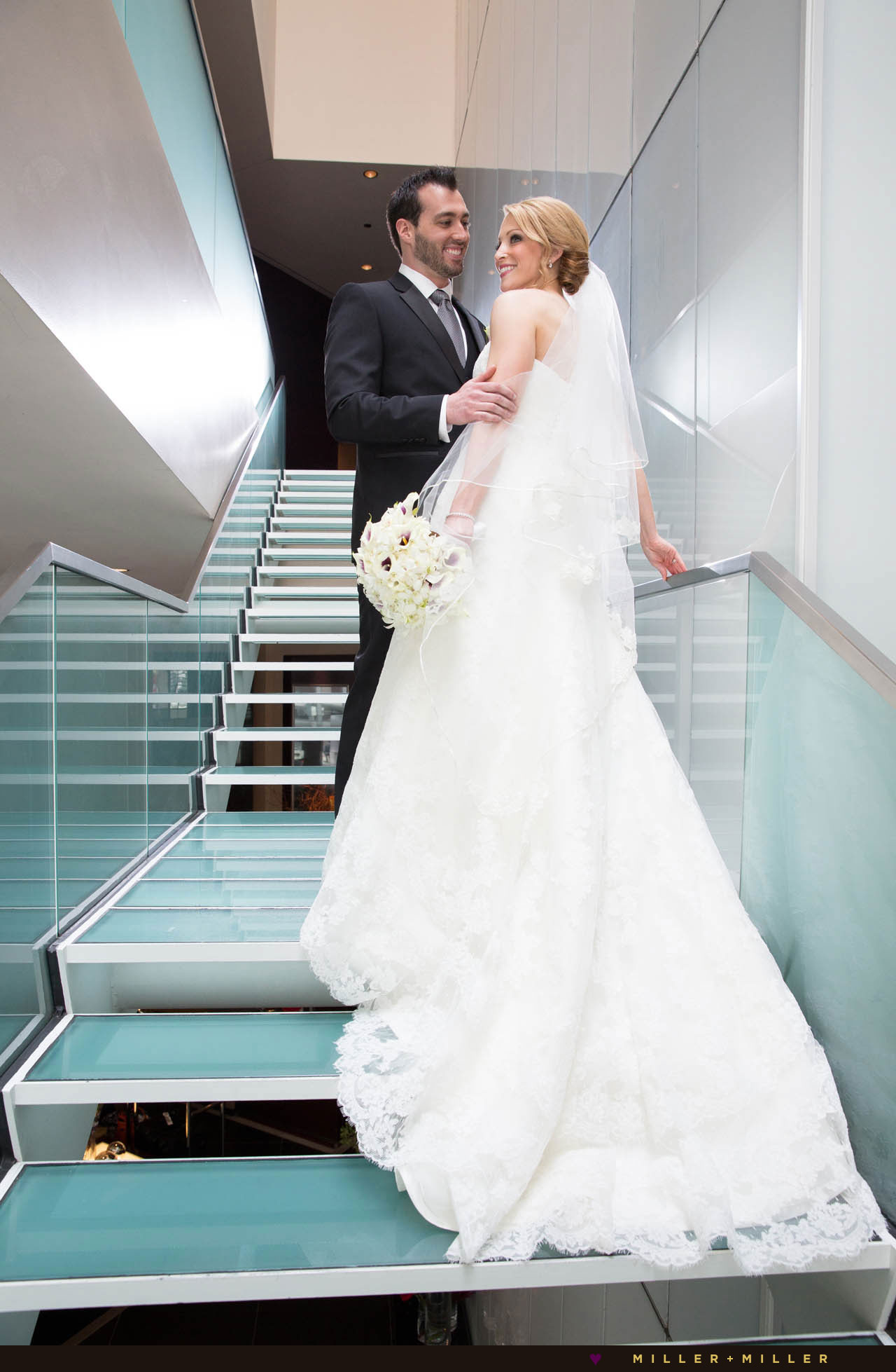 luxury Sofitel hotel Chicago wedding
