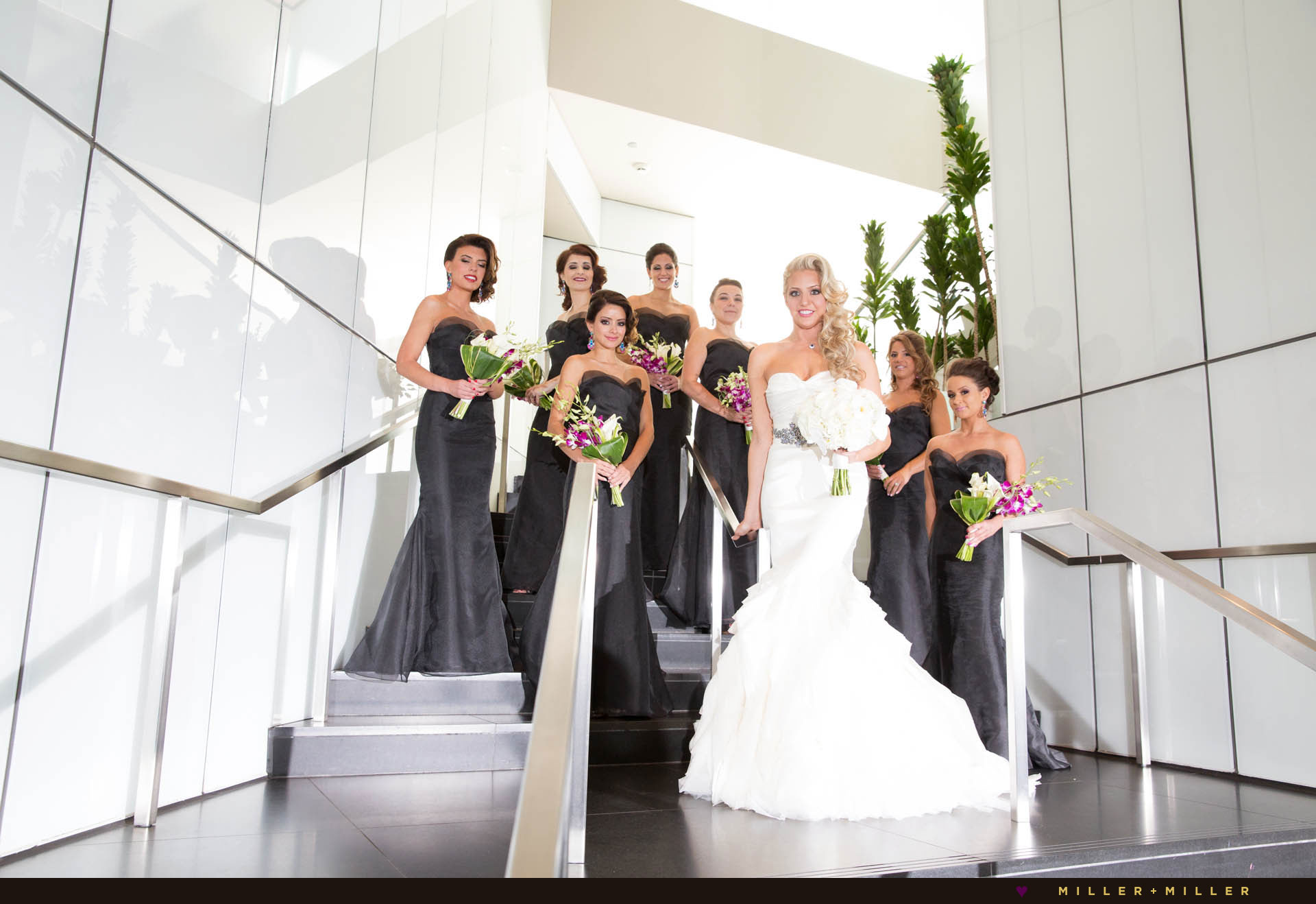 luxury wedding Chicago Sofitel hotel