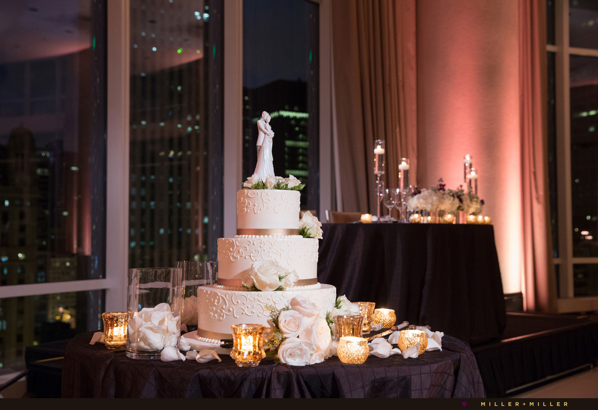 Trump Tower Hotel Chicago Wedding Photos Chicago Wedding Photographers