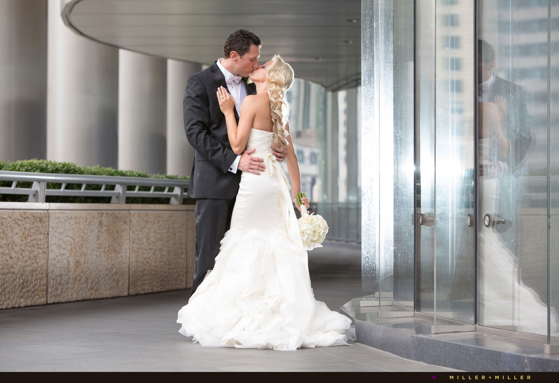 Trump Chicago wedding photography