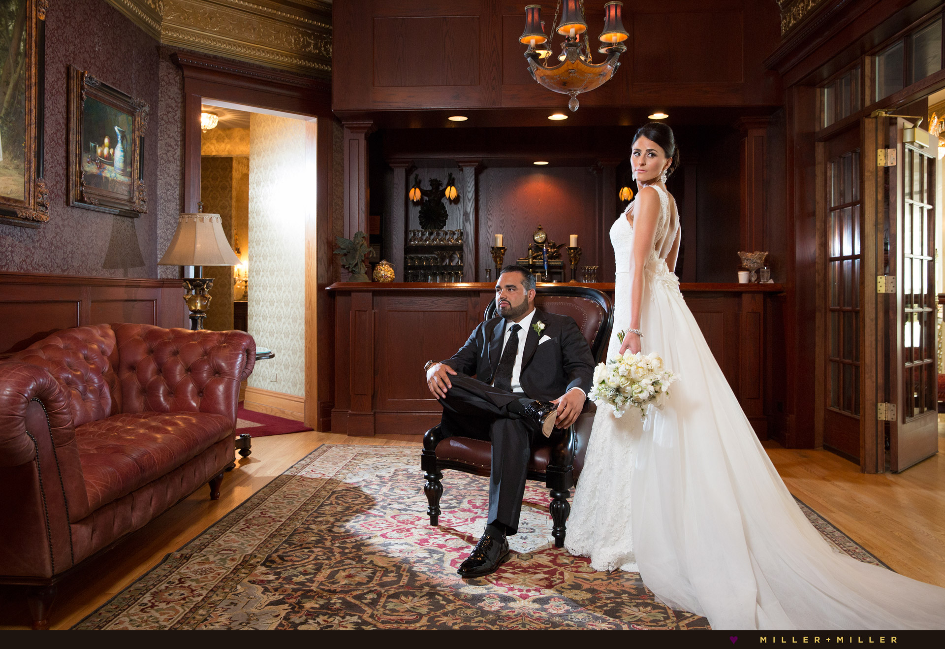 Chicago celebrity wedding photographer