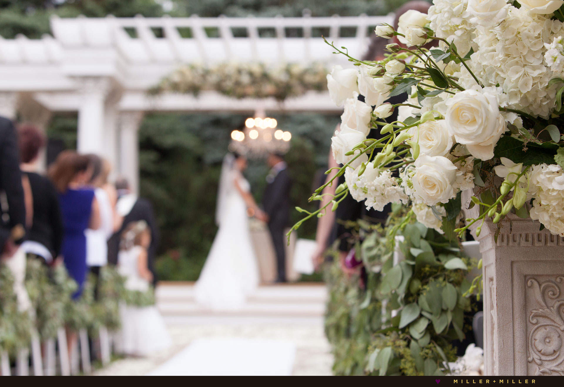 Patrick Haley mansion Joliet wedding