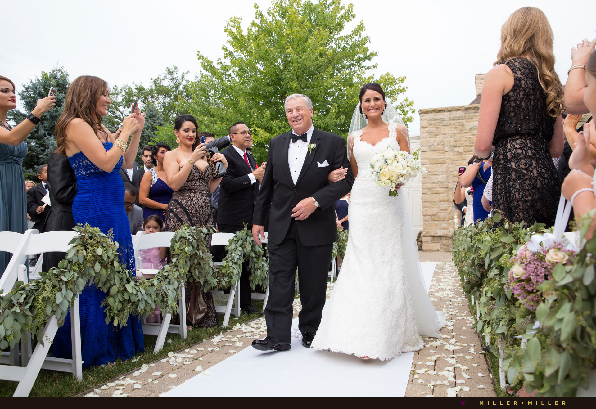 Patrick Haley mansion wedding photos
