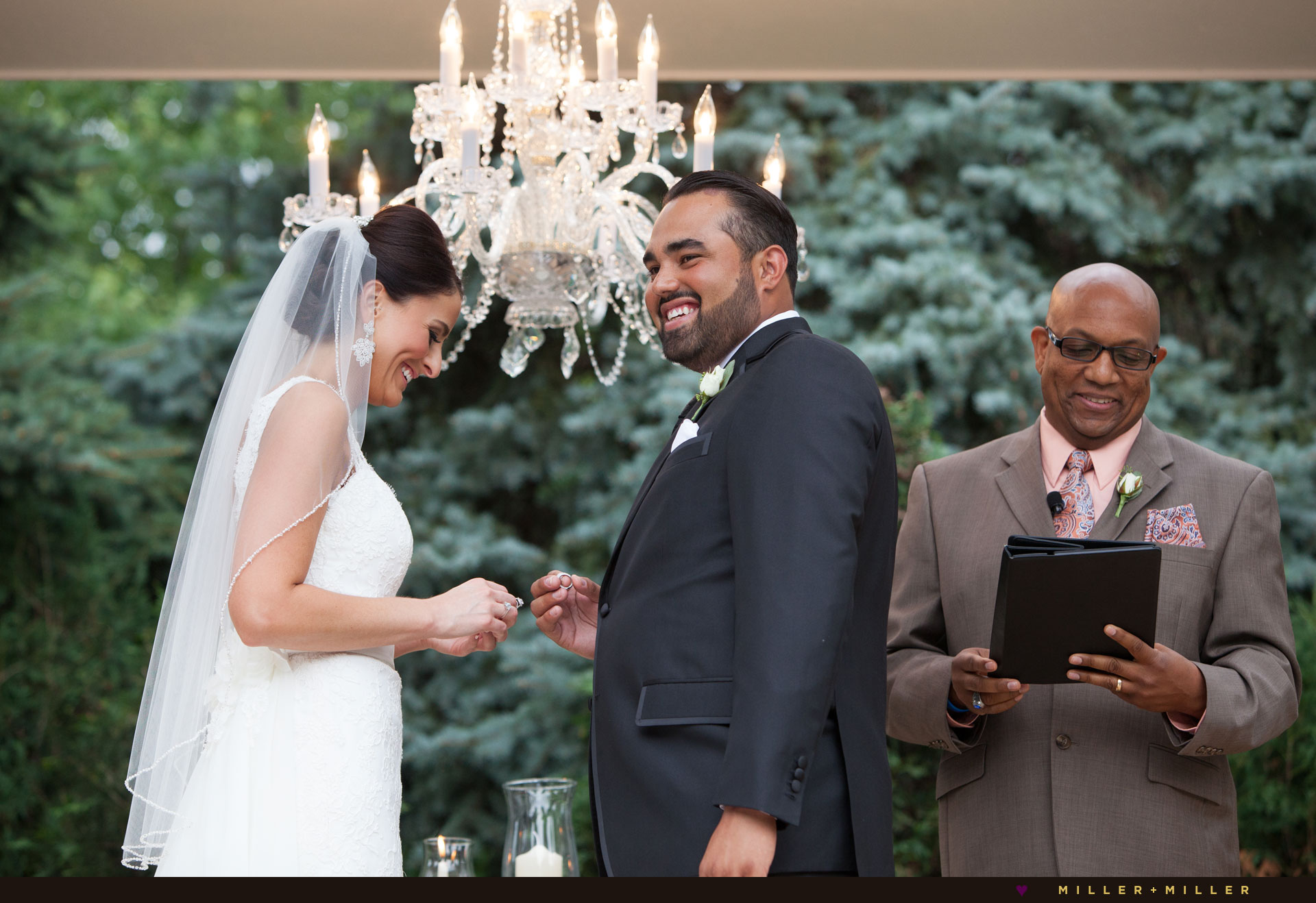 Sarah Ozzie Guillen Chicago wedding photographs