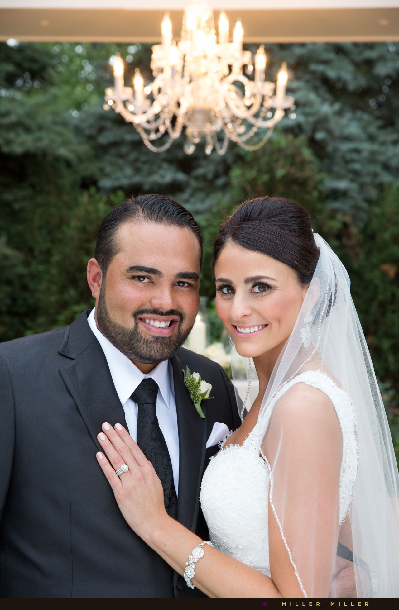 Sarah Ozzie Guillen Jr wedding photos