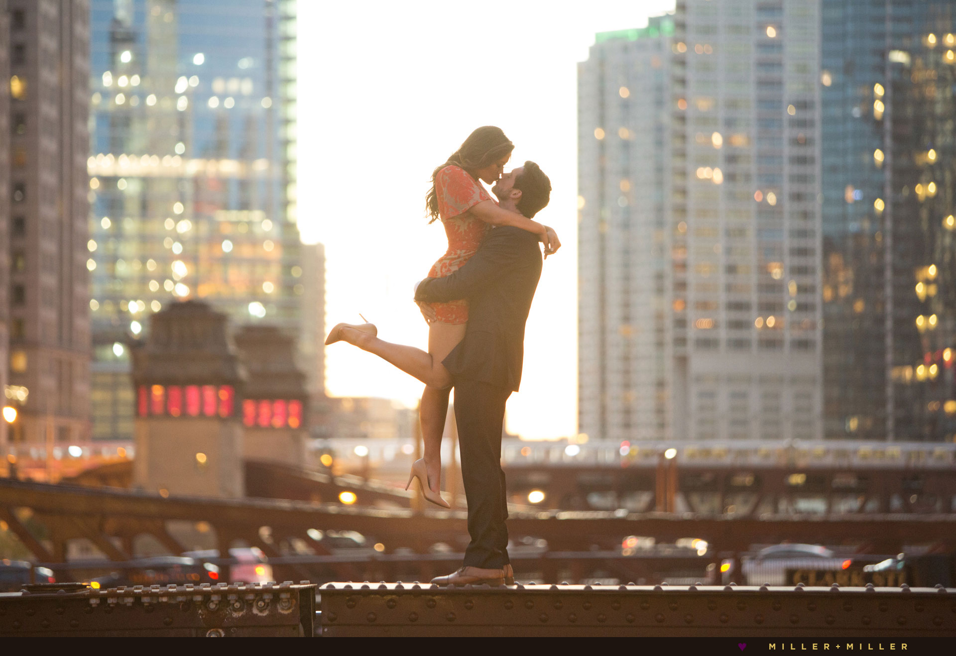 chicago-engagement-photography-sunset