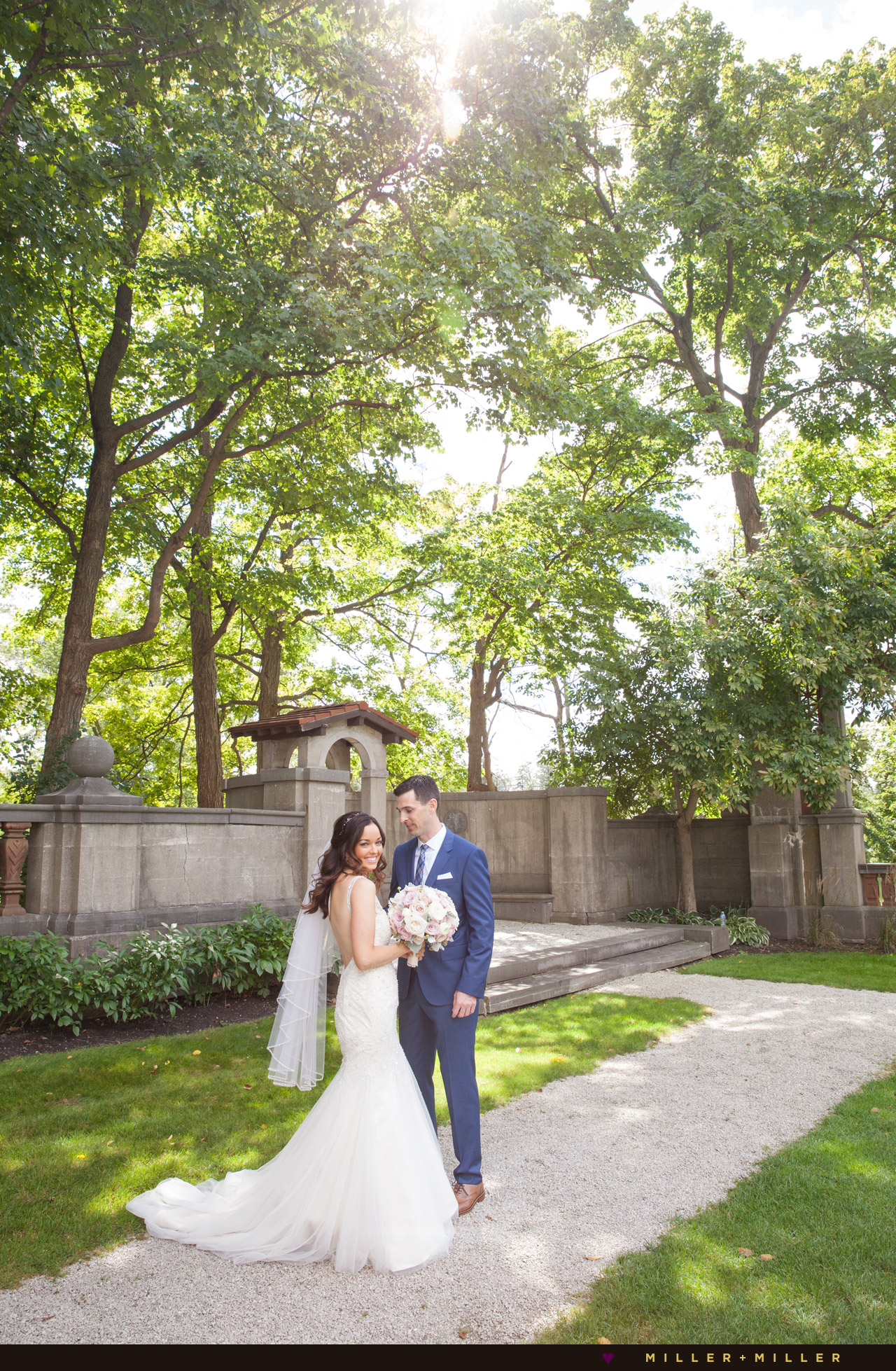 Best Nature Wedding Venues Chicago Photographer