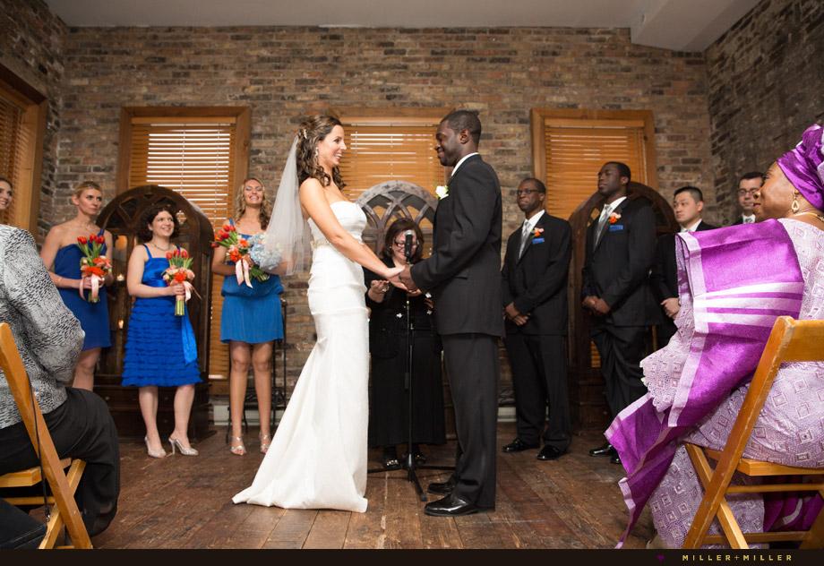 a new leaf Chicago wedding