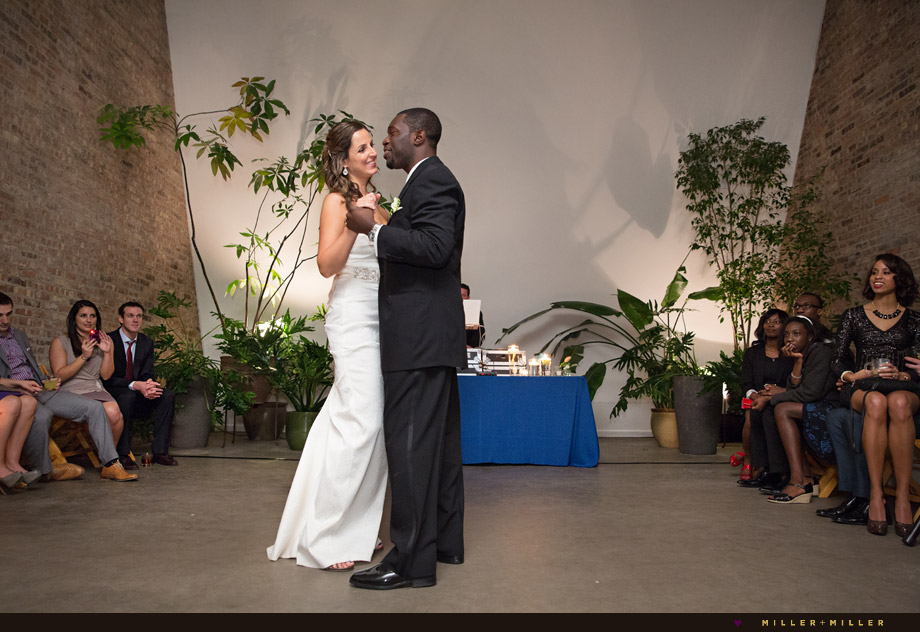 Bulgarian wedding reception Lincoln Park Chicago